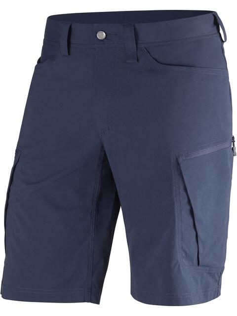 Haglöfs Mid Fjell - Pantalones cortos Hombre - azul
